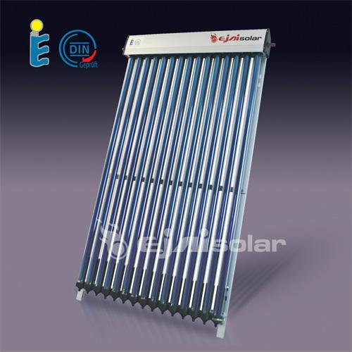 Panneau solaire 30 tubes sous vide for Capteur solaire sous vide