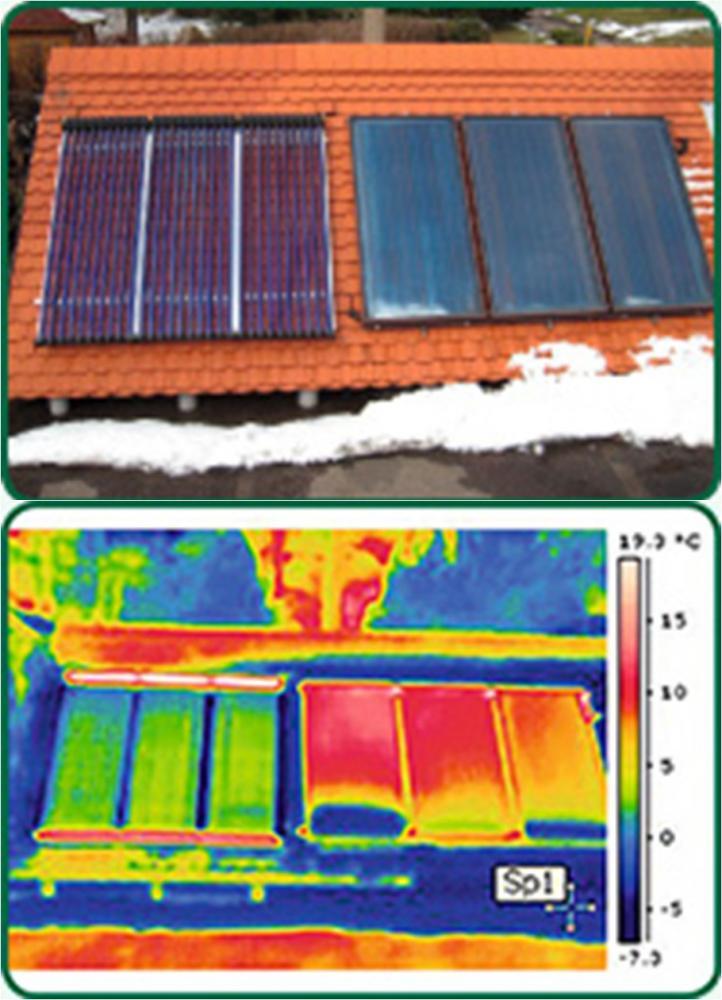 La technologie du tube sous vide for Chauffage piscine solaire pas cher